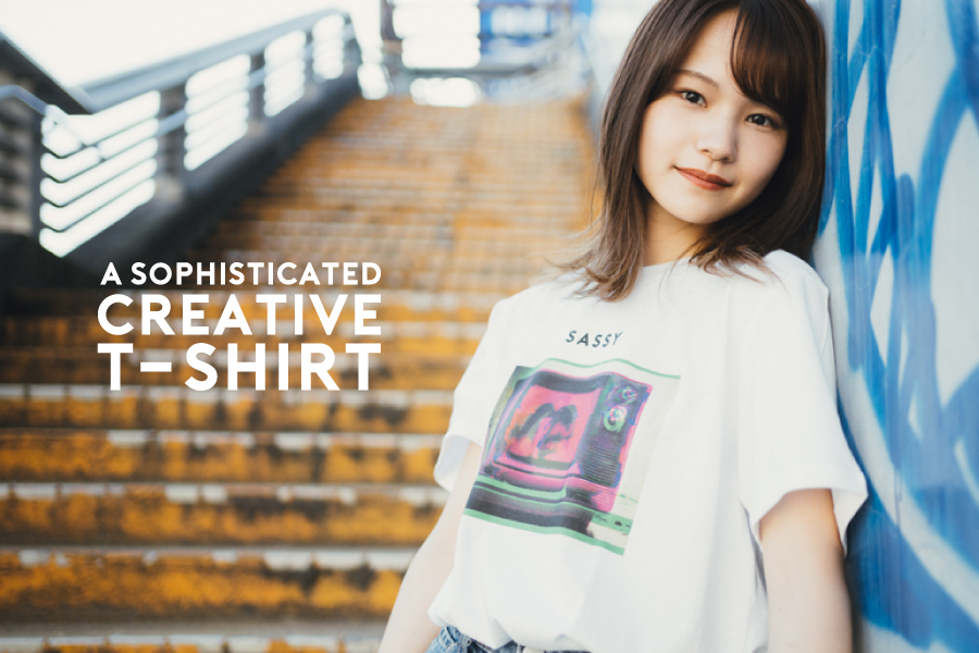 """A Sophisticated Creative T-shirt""の動画制作しました!"